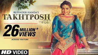 Video Rupinder Handa: TAKHATPOSH (Full Video Song)   Desi Crew   New Punjabi Songs 2016 MP3, 3GP, MP4, WEBM, AVI, FLV Januari 2019