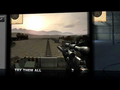 Video of Arma II: Firing Range THD