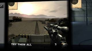 Arma II: Firing Range THD YouTube video