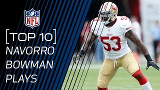 Top 10 NaVorro Bowman Plays of 2015 | #TopTenTuesdays | NFL by NFL