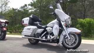 10. Used 2006 Harley Davidson Ultra Classic Electra Glide Motorcycles for sale - Orlando, FL