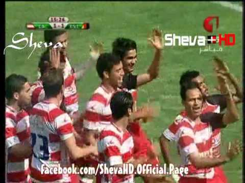 Esperance vs Club Africain 3-1 Les ButS | 31.03.2013 