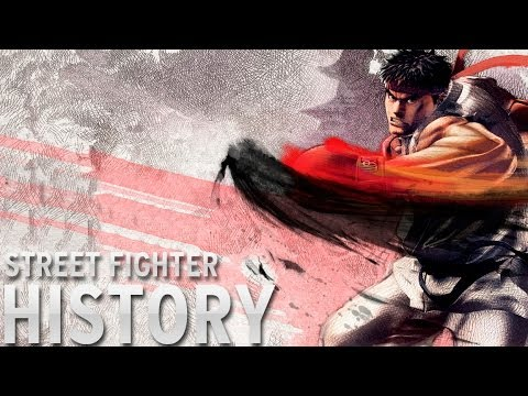 History of – Street Fighter (1987-2014)