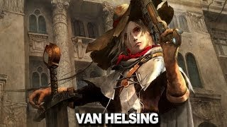 Видео The Incredible Adventures of Van Helsing