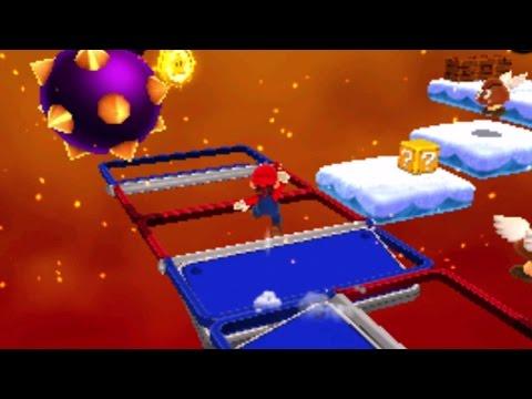 Super Mario 3D Land 1.5 Hack Demo