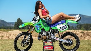 Video Incredible KX500 Build You Have To See! MP3, 3GP, MP4, WEBM, AVI, FLV Maret 2019