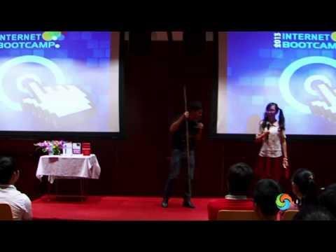 Tiểu Phẩm Hài Xã Đốp Trong Chương Trình internet Bootcamp 2013