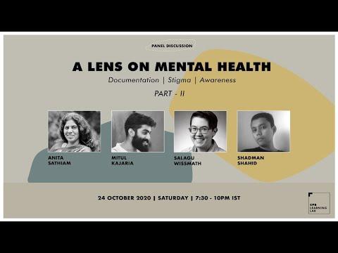A lens on Mental Health - Part II