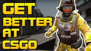 How To Get Better At CSGO - NickBunyun's Warm Up
