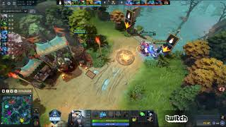 Kinguin vs Going in, ESL One Birmingham EU qual, game 2 [Jam]