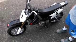 1. 2008 Suzuki DRZ 70