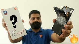 Redmi Note 7 Unboxing & First Look -