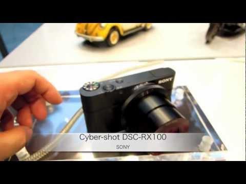 SONY:Cyber-shot DSC-RX100 ~ 1吋感光元件專業機