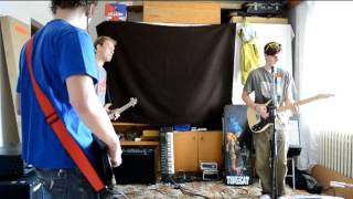 Tonecat - The Riverside (Live band practice 17.3.2013)