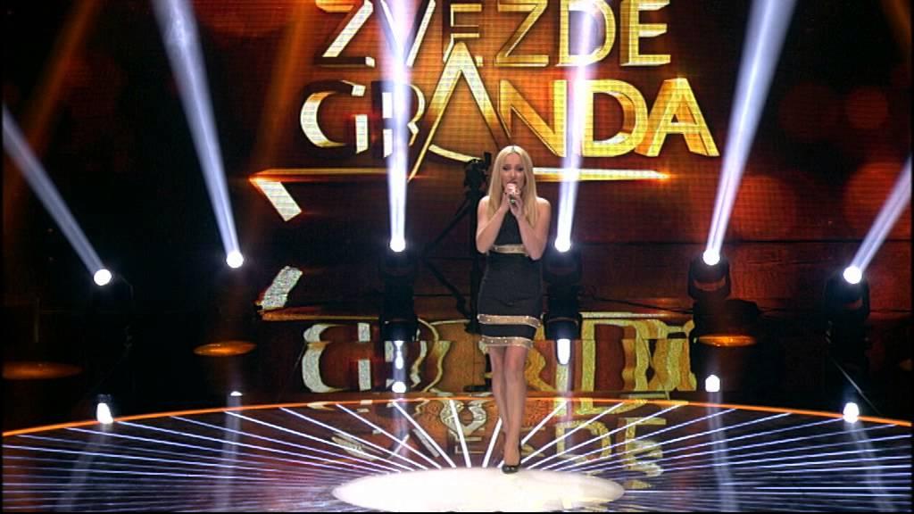 Nermina Mamanovic – Kralj ponoci – Zvezde granda 2014-2015 – emisija 15 (27. 12. – ženska grupa)