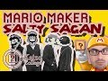 Mario Maker - Salty Sagan's SpeSHELL Sauce n Other
