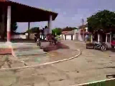 Praça - Boqueirão do Piauí/PI