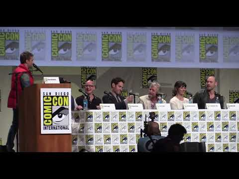 Comic-Con Panel II - Festival Comic-Con Panel II (English)