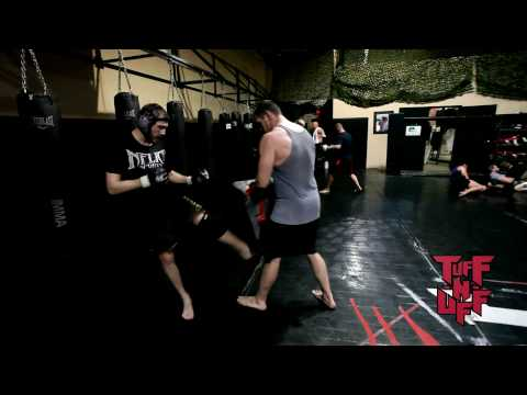 Randy Coutures son Ryan Couture Interview with TuffNUff