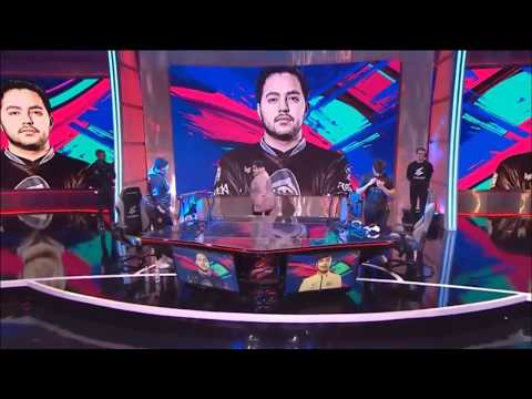 ELEAGUE FUT Champions Cup February - cross console final- tuga810 vs F2Tekkz live