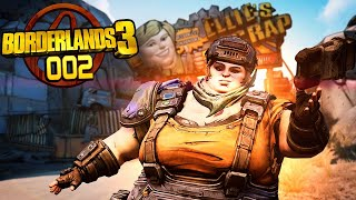 BORDERLANDS 3 • 002: Blutpudding durch Bleifuß-Brummi