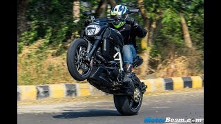 7. 2017 Ducati Diavel Diesel   FIRST RIDE REVIEW