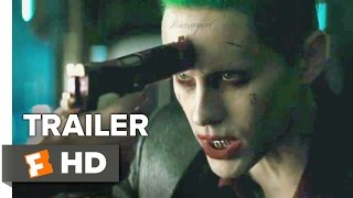 Nonton Suicide Squad Official Extended Cut Trailer  2016    Margot Robbie Movie Film Subtitle Indonesia Streaming Movie Download