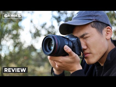 Canon EOS R Mirrorless Digital Camera (Body Only) video