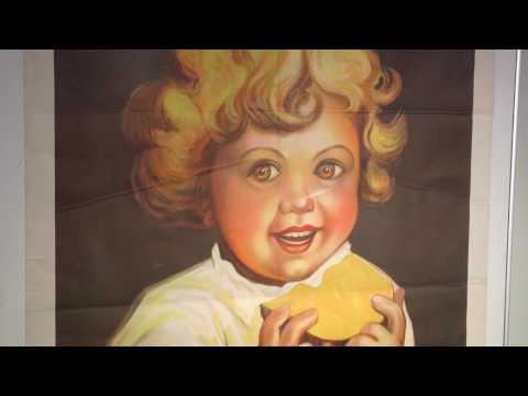 TVS: Napajedla - Výstava Reklama a děti