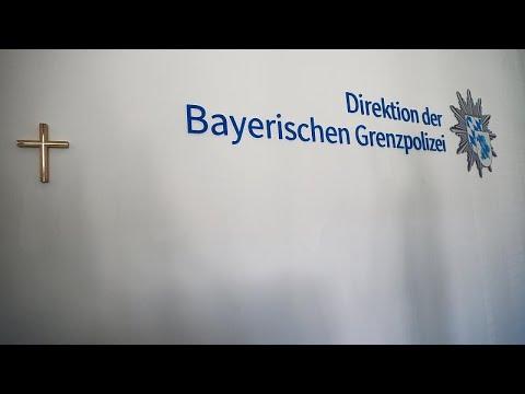 Ξεκίνησε να λειτουργεί τμήμα συνοριοφυλακής στη Βαυαρία…