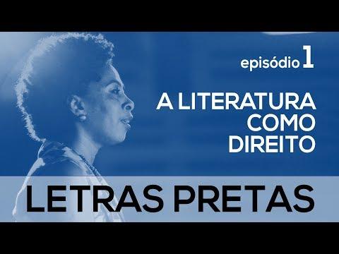 Letras Pretas: Literatura como direito