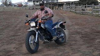 10. Yamaha TW200: No Kickstart, No Problem