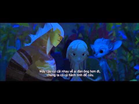 MUNE : Chiến binh Mặt Trăng / MUNE: Le gardien de la Lune - Trailer