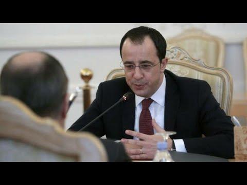 Ν. Χριστοδουλίδης: «Επανέναρξη των συνομιλιών, δεν υπάρχει άλλη οδός»…
