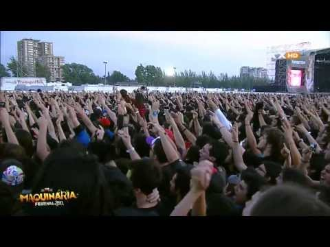 Alice In Chains - Maquinaria Festival 2011 (Full Show) HD