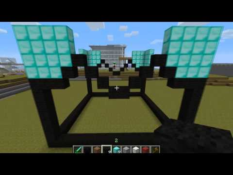 Minecraft  How To Make An Enchanting Table StatueHow To Make An Enderman Statue