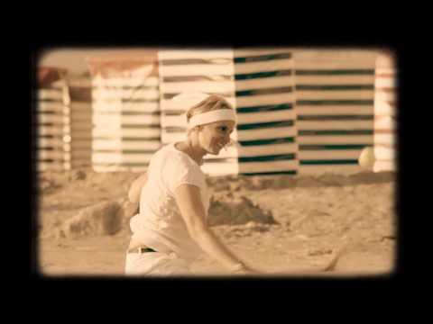 "Borkum Open Retro Tennis 2014 (Musik: ""The Builder"" - Kevin MacLeod)"