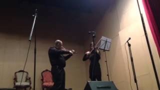EM San Felipe. Audición de Navidad. Yesterday - YouTube