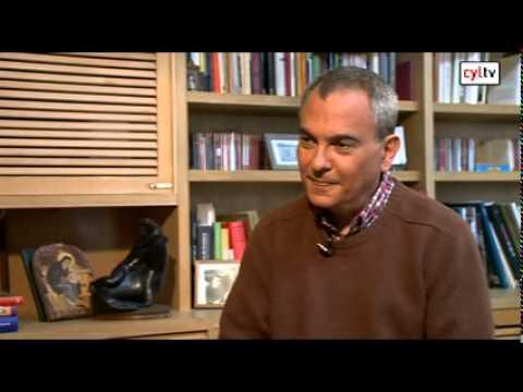 Pablo d'Ors, entrevistado en 'Palabras de medianoche', de RTVCyL