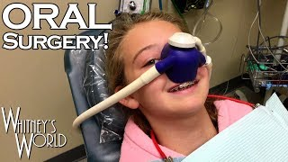 Laughing Gas is Funny! | Weekly VLOG #5 | Whitney Bjerken
