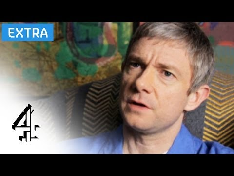 Martin Freeman Interview | Fargo | Channel 4