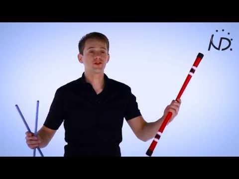 Devilstick Tutorial - Some basic tricks to get you started
