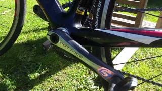 In this video i answer a common question on stages power meter and show you that dura ace crank arm is compatible with 105.
