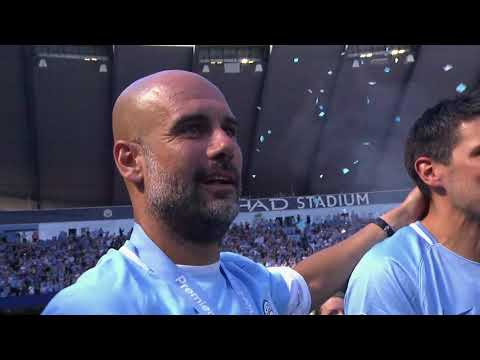 Manchester City crowned Champion's