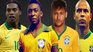 Video The LEGENDARY Brazilian Way to Play Football ● Pelé - Ronaldo - Ronaldinho - Neymar MP3, 3GP, MP4, WEBM, AVI, FLV Oktober 2017
