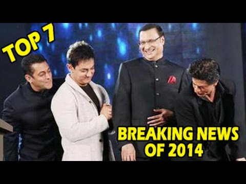 Bollywood's BIGGEST BREAKING NEWS of 2014 | Top 7