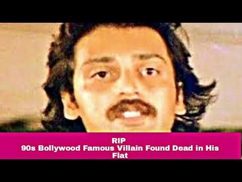 90s Famous Bollywood Villain Mahesh Anand Found Death at His Flat