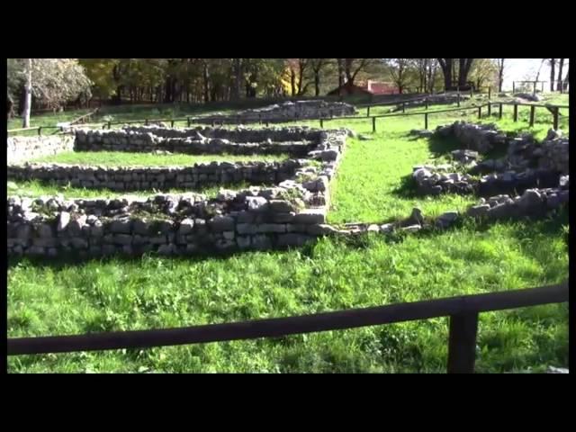 Il parco archeologico dei Piani di Barra