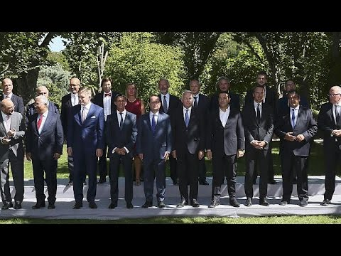 Διπλωματικός μαραθώνιος των Ευρωπαίων ηγετών ενόψει της Συνόδου της Μπρατισλάβας