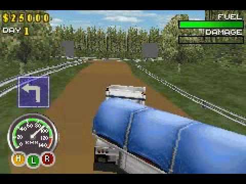 Big Mutha Truckers GBA